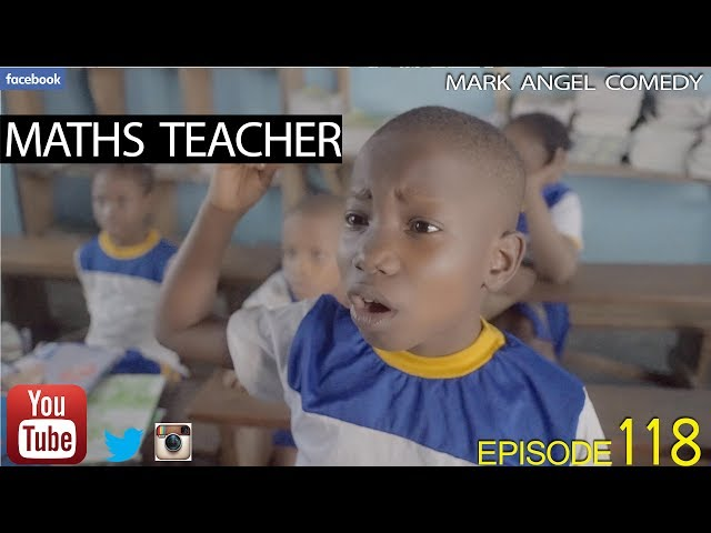MATHS TEACHER (Mark Angel Comedy) (Episode 118) thumbnail