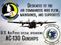 AC-130 Gunships