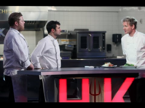 Hell 39 s kitchen w christina wilson after show season 12 for Hell s kitchen season 12 episode 1