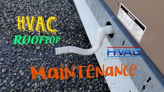 HVAC Roof Top Maintenance