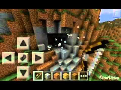 Mcpe mod showcase:Explosive arrows mod