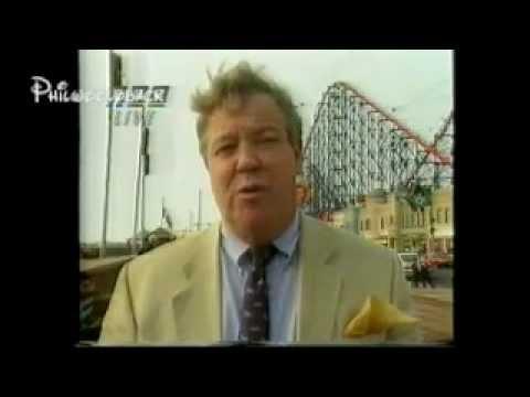 Pepsi Max Big One - Crash On News Part 2 Blackpool Pleasure Beach