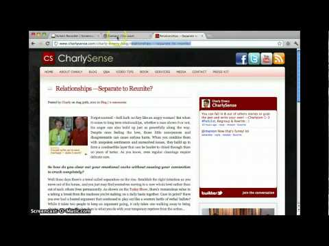 Wordpress 3 Tutorial:  How To Setup Links (Permalinks)