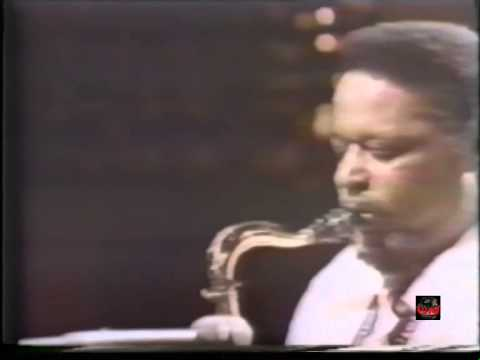 Gene Ammons  - Sophisticated Lady (Live video 1973)