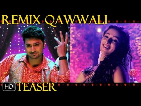 Remix Qawwali | Teaser | Bindaas | Dev | Sayantika | Srabanti | 2014 video