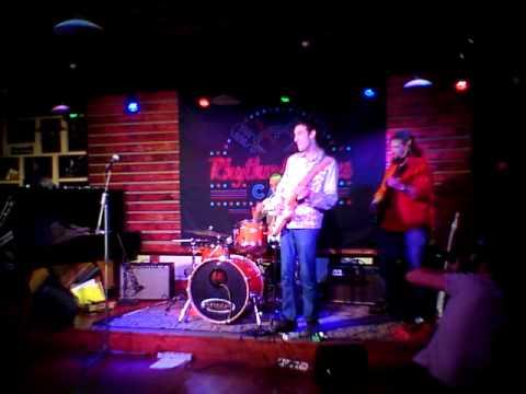 Evgeniy Lamba Band - Blues After Hours