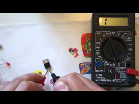 Видео как проверить кабель мультиметром