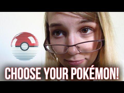 [ASMR] Choose Your Pokémon! (softly spoken. whispering)