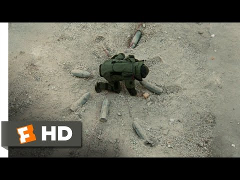 The Hurt Locker (2/9) Movie CLIP - Got A Wire (2008) HD