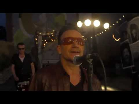 ONE presents - U2 - Sunday Bloody Sunday - 2013