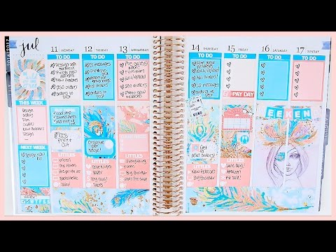 Plan with me! // Wild and Free