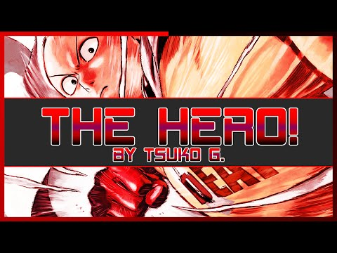 【One Punch Man】Opening「The Hero」(English Cover By Tsuko G.)