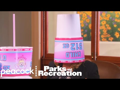 Soda Sizes - Parks and Recreation