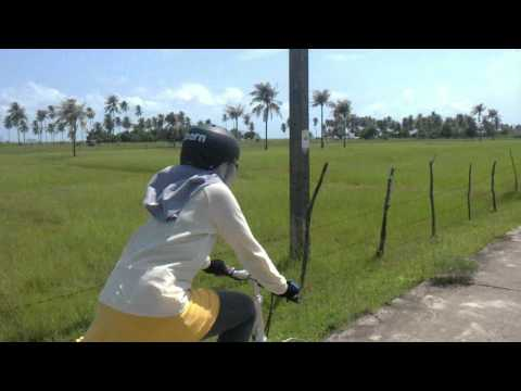 Cycle to Koh Sukorn
