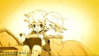 Kagamine Len and Rin - Servant of Evil [ Music video ]