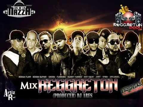 MIX REGGAETON DJ AresUrbano FULLMIX 2014