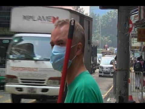 Hong Kong Air Pollution Hits Record High for 2013