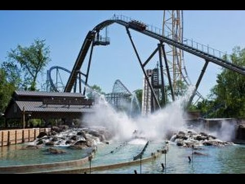 Shoot The Rapids Water Ride Accident Cedar Point Water Car