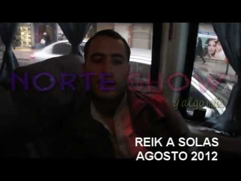 Nota exclusiva con REIK 2012