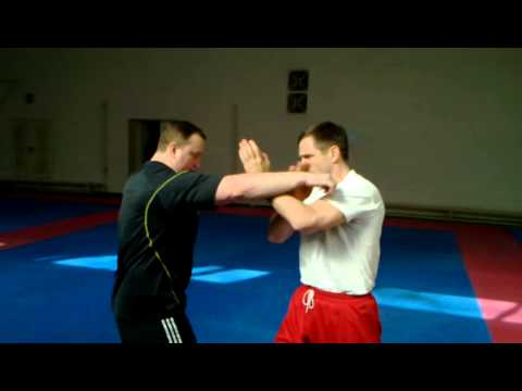 Modern Arnis empty hands drills Image 1