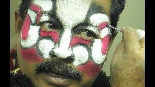 [Tutorial] BUTO / Raksasa - Cara Tata Rias Tari Jawa - Learning GIANT Javanese Dance Make Up [HD]