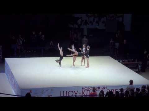 Гала-концерт Шоу звезд худож. гимнастики ч. 3