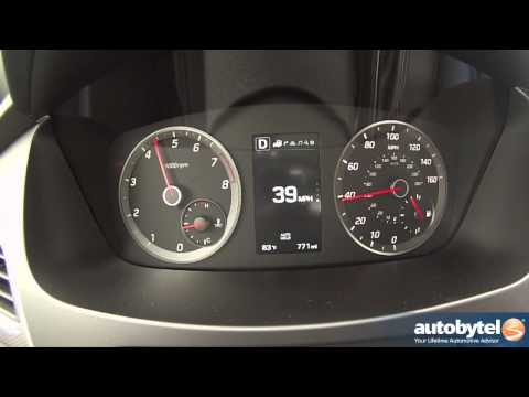 2015 Hyundai Sonata 2.0T 0-60 MPH Test Video - 245 HP Turbocharged 2.0 Liter