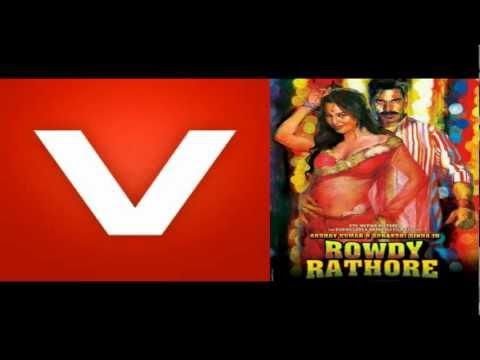 Rowdy rathore Dhadang Dhang full song