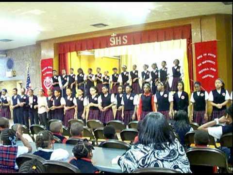 Sacred Heart of Jesus School - 05/08/2011
