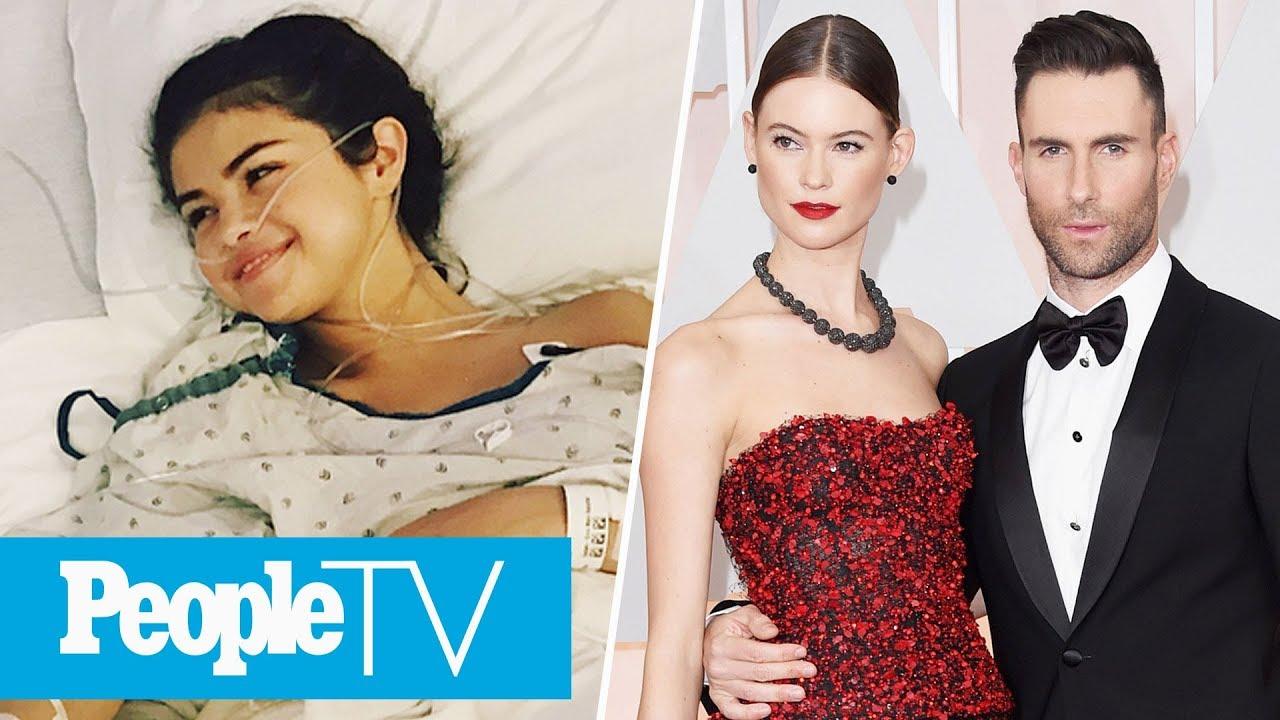 Selena Gomez Gets Kidney Transplant, Adam Levine & Behati Prinsloo Expecting 2nd Child   PeopleTV