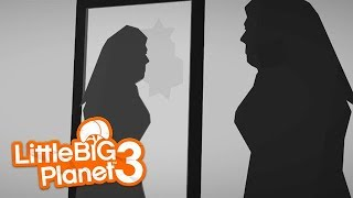 LittleBIGPlanet 3 - The Face in the Mirror [Horror Movie by COD_ZILLA32] - Playstation 4