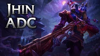 Blood Moon Jhin ADC - League of Legends Commentary