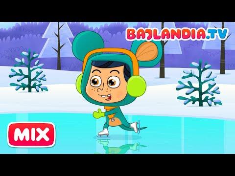 Zima Zła - Piosenki Dla Dzieci Bajlandia.tv - ZESTAW 13 Piosenek