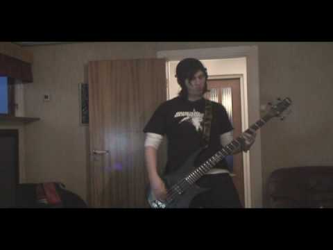Killswitch Engage - Rose of Sharyn (Bass cover)