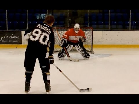 Learn How To Shoot Like TJ Oshie ! [Shootout Tutorial #4]