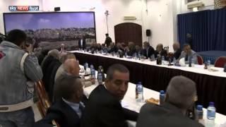 فلسطين تبحث صياغة العلاقات مع إسرائيل