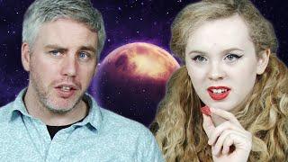 Irish People Taste Test Space Food