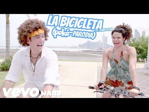 Carlos Vives, Shakira - La Bicicleta (PARODIA) @deobaldia