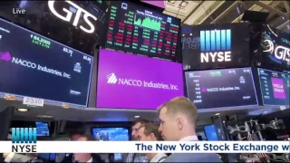 NACCO Industries, Inc. (NYSE: NC) Rings The NYSE Closing Bell