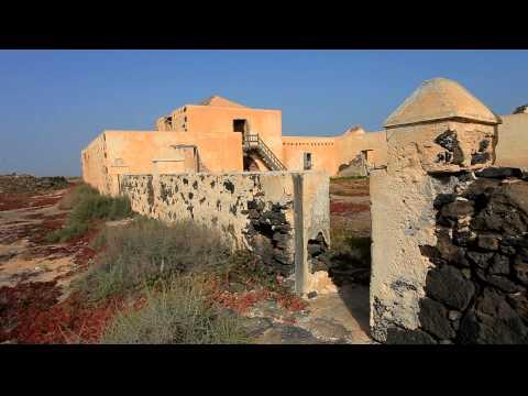 Casa de la Costilla, Lajares, arquitectura tradicional de