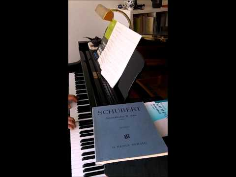 Шуберт Франц - Works for piano solo D.977 8 Ecossaises