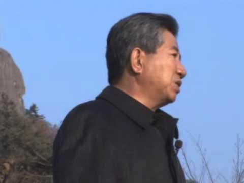 노무현 - 봉하마을 방문객 인사 2008.11.28