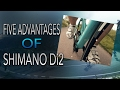 Five Advantages Of Shimano Ultegra Di2 Electronic Gears mp3