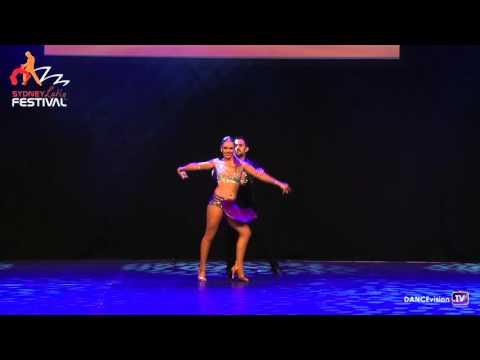 Nestor & Tiffany ProAm Bachata/Salsa Champions - LDA - 2016 Sydney Latin Festival