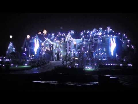 Larsen's Lights 2013 ChristmasTime