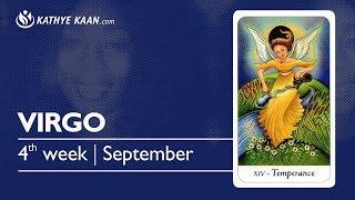 VIRGO Weekly Reading Psychic Tarot | Horoscope | Week 39 | September 24 - 30