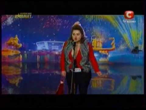 Украина мае талант 4 Пушина Татьяна.mov