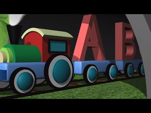 Abc - The Alphabet Rhyme video