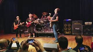 Private Concert G4 2017 Joe Satriani Stu Hamm Jon Mover Play 34 34 Always With Me Always With You 34