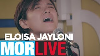 "MOR Live: Eloisa Jayloni sings ""Waiting In Vain"" (Bob Marley)"